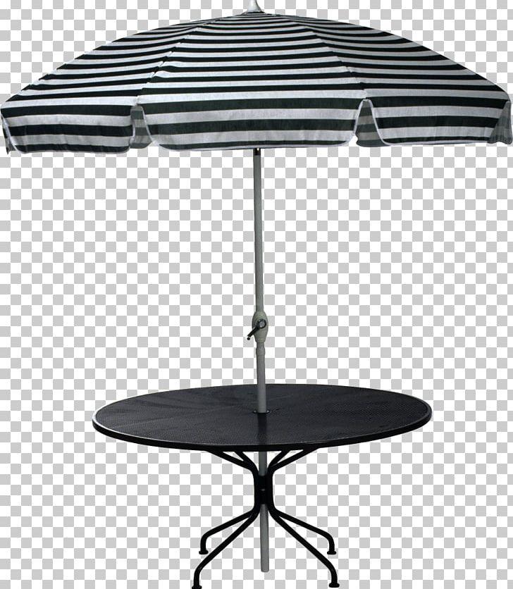 Outdoor umbrella clipart free black and white banner library library Table Umbrella Garden Furniture PNG, Clipart, Angle, Black ... banner library library