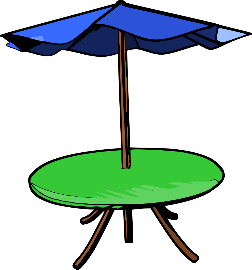 Outdoor umbrella clipart free black and white jpg library library Clip On Umbrella | Free download best Clip On Umbrella on ... jpg library library