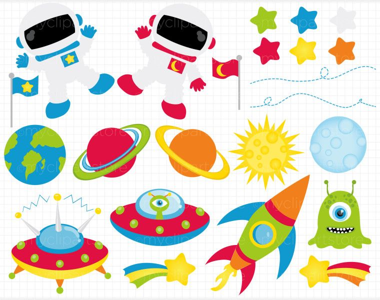 Outerspace clipart vector royalty free download outer space clipart free | Outer Space Border Clipart Clip ... vector royalty free download