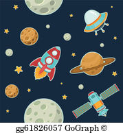 Outerspace clipart image royalty free Outer Space Clip Art - Royalty Free - GoGraph image royalty free