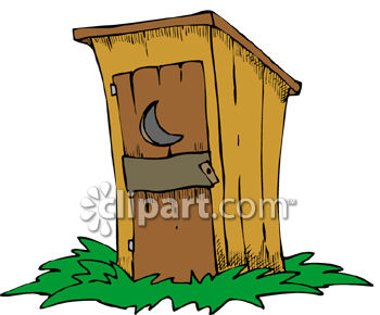 Outhouse pictures clipart jpg transparent library Outhouse clipart image | Clipart.com jpg transparent library
