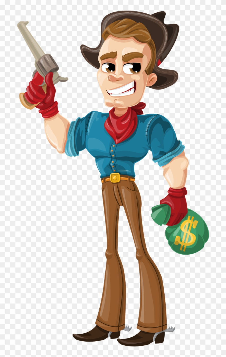 Outlaw hat clipart no background clip library library Outlaw Cowboy Png No Background & Free Outlaw Cowboy No ... clip library library