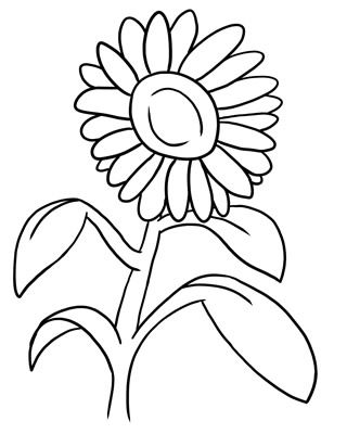 Outline flowers clip art png library Free Flower Clip Art Outline # | Templates | Pinterest | Art ... png library