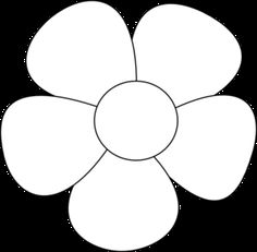 Outline flowers clip art image freeuse download Awesome resource for simple outline clipart | Fun Project ideas ... image freeuse download