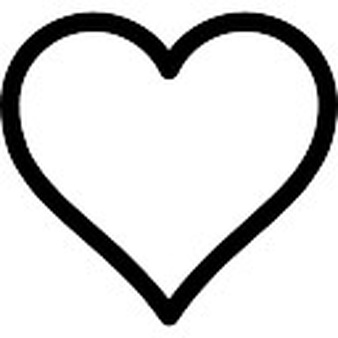 Outline hearts free clipart clip art royalty free download Heart Outline Vectors, Photos and PSD files | Free Download clip art royalty free download