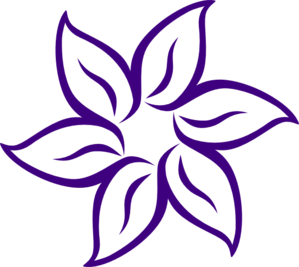 Outline images of flowers svg library download Flower Clip Art Outline | Clipart Panda - Free Clipart Images svg library download