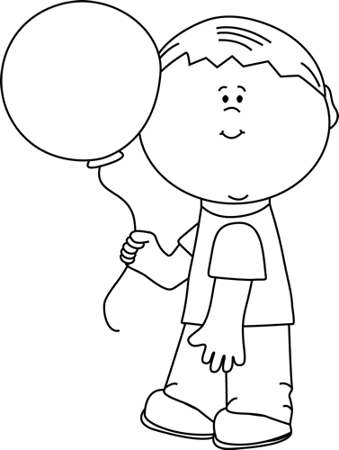 Outline of a child holding balloons clipart picture free Free A Picture Of A Balloon, Download Free Clip Art, Free ... picture free