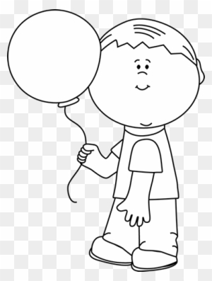 Outline of a child holding balloons clipart graphic freeuse Free Balloon Clipart child, Download Free Clip Art on Owips.com graphic freeuse