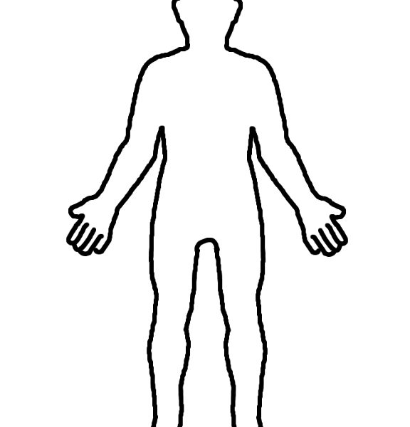 Outline of a person clipart image library Person Outline Clipart | Free download best Person Outline ... image library