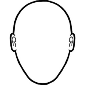 Outline of head clipart graphic library stock Free Head Outline Cliparts, Download Free Clip Art, Free ... graphic library stock