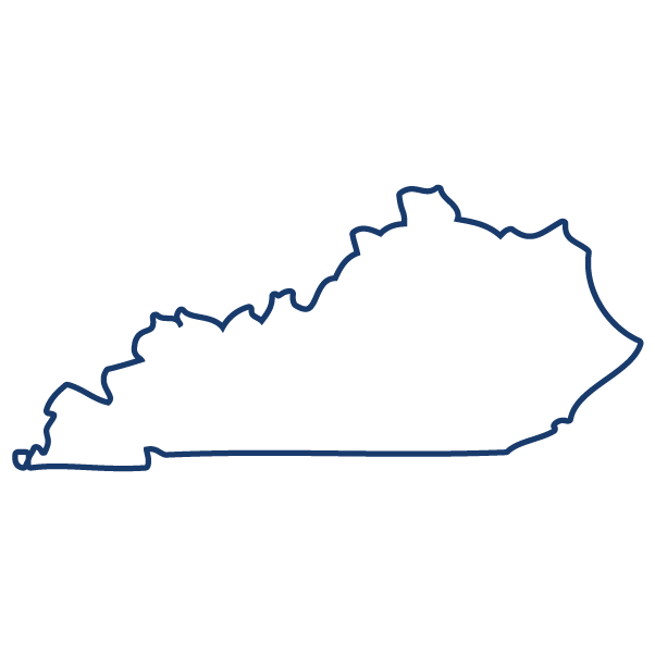 Outline of kentucky clipart jpg black and white Kentucky outline clipart images gallery for free download ... jpg black and white