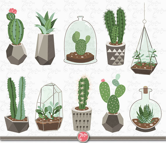 Outside house cactus clipart free to use svg transparent stock Cactus clip art \