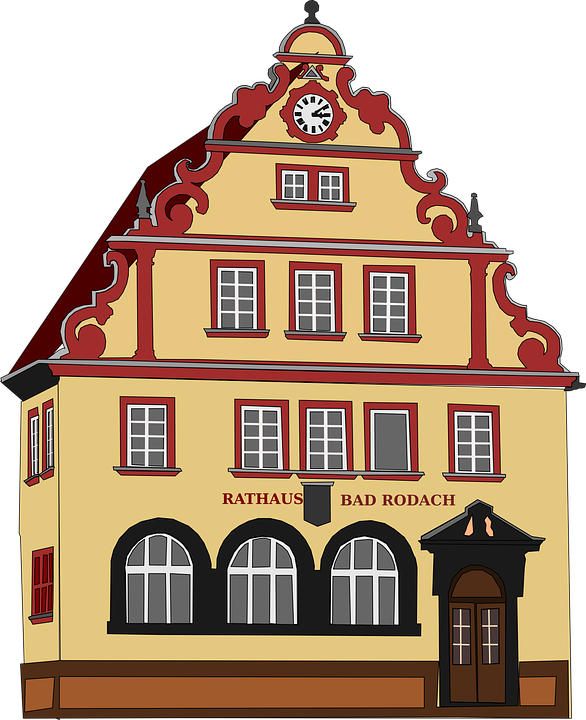 Outside house clipart picture free download Town Council Building PNG Transparent Town Council Building.PNG ... picture free download