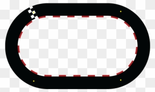 Oval race track clipart clip art freeuse Free PNG Race Track Clip Art Download - PinClipart clip art freeuse