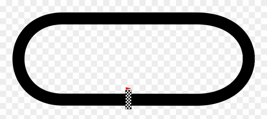 Oval race track clipart vector transparent stock Oval Race Track Png Clipart Transparent Png (#408548 ... vector transparent stock