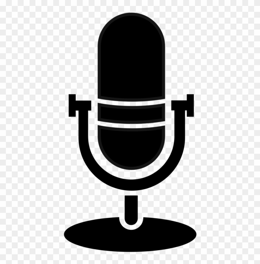 Over and over clipart png free Microphone Clipart Voice Over - Voice Over Icon Png ... png free