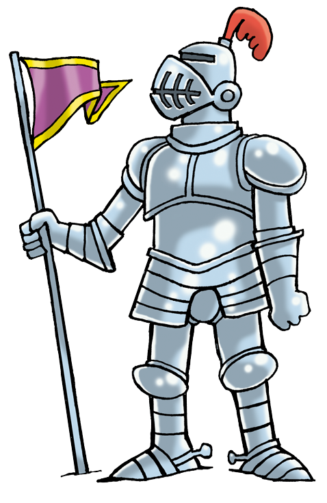 Over the moat clipart svg freeuse Knight - Over The Moat Clip Art - Png Download - Full Size ... svg freeuse