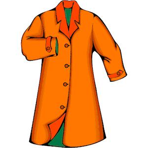 Overcoat clipart clip freeuse Overcoat clipart 3 » Clipart Portal clip freeuse