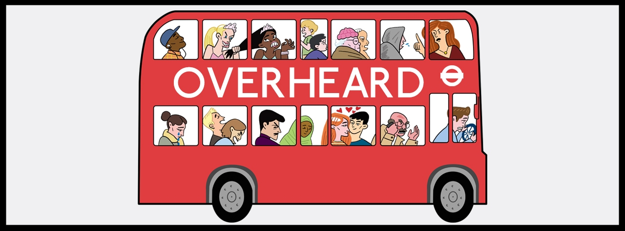 Overheard clipart clip library OVERHEARD   What\'s on   The Bunker clip library