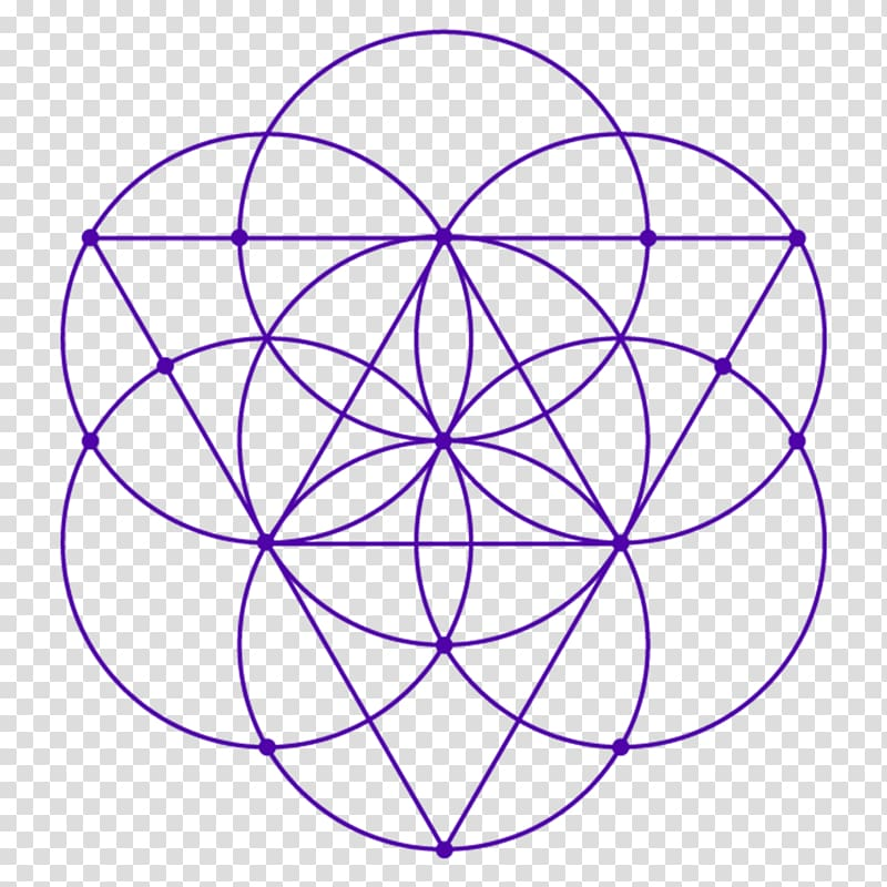 Sacred geometry clipart svg royalty free library Overlapping circles grid Sacred geometry Symbol, geometrical ... svg royalty free library