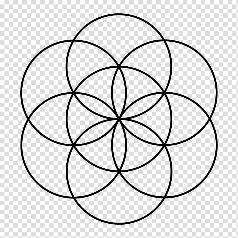 Overlapping circles grid clipart transparent Sacred geometry Overlapping circles grid, sacred geometry ... transparent