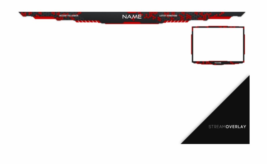 Overlay twitch clipart png free library Free Png Download Stream Overlay Red Png Images Background ... png free library