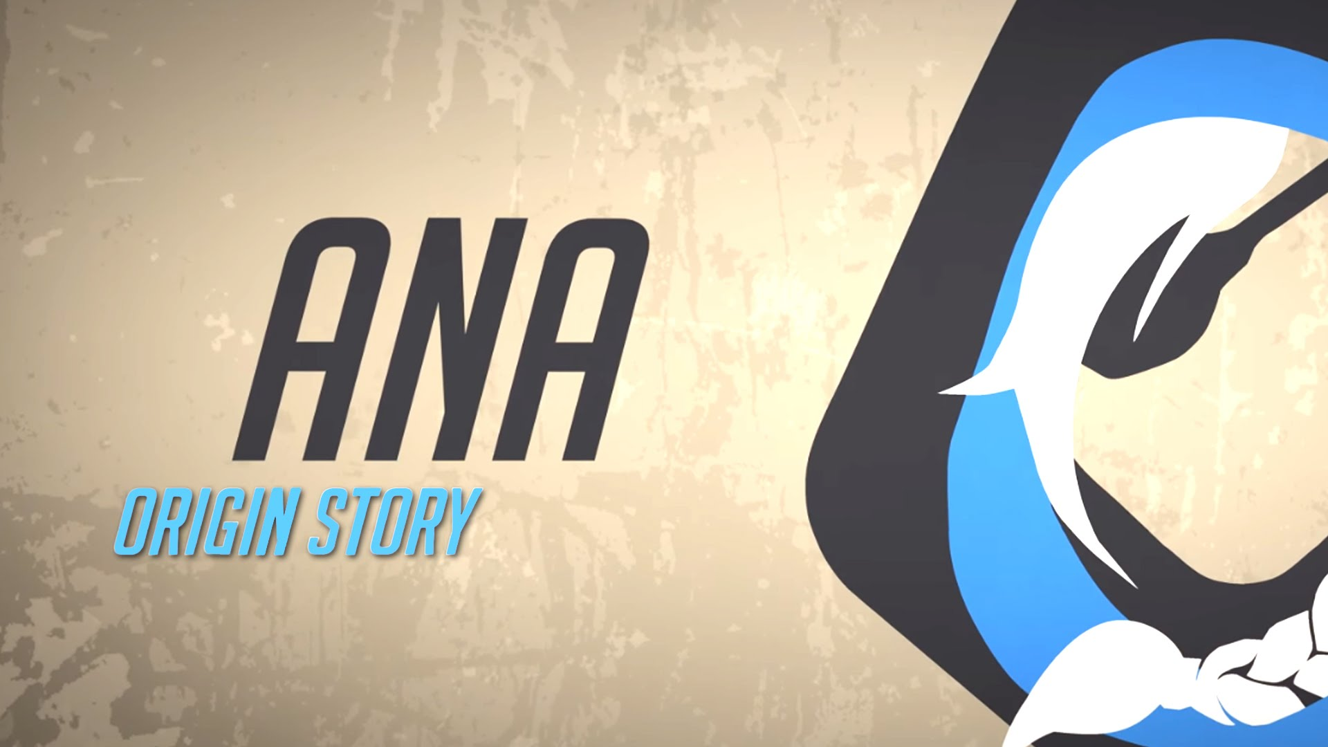 Overwatch 1080p clipart png library Overwatch ★ Ana Origin Trailer - YouTube png library