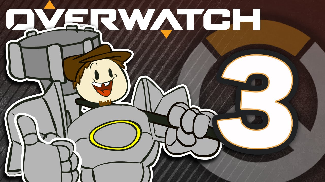 Overwatch 1080p clipart jpg library download Overwatch - #3 - Hog Juggling - Extra Play [1080p 60fps] - YouTube jpg library download