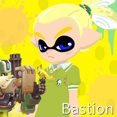 Overwatch bastion clipart picture black and white download Browsing Clipart on DeviantArt picture black and white download