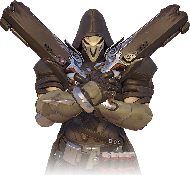 Reaper overwatch clipart vector free library Image - Reaper portrait.png | Overwatch Wiki | FANDOM powered by Wikia vector free library