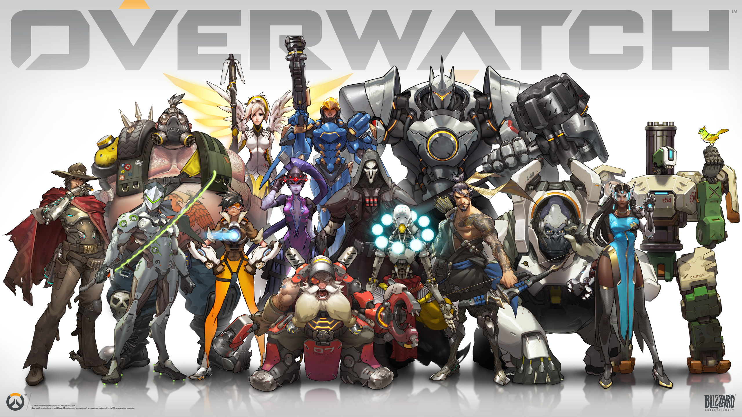 Overwatch clipart 4k picture free library 108 Reaper (Overwatch) HD Wallpapers | Backgrounds - Wallpaper Abyss picture free library