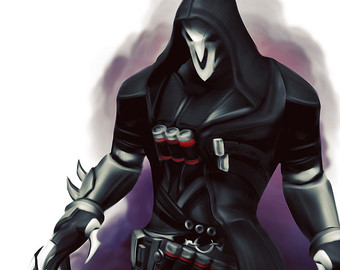 Overwatch clipart reaper banner free Overwatch clipart reaper - ClipartFest banner free