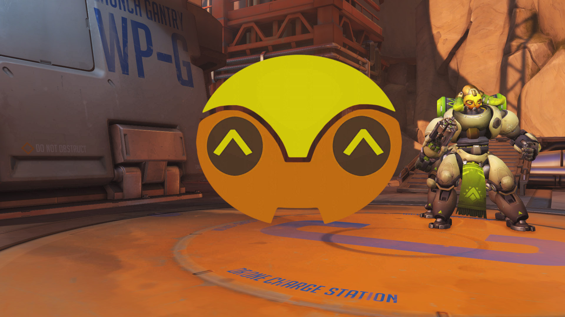 Overwatch clipart unlock png black and white download Overwatch: New hero Orisa officially releases on March 21 png black and white download