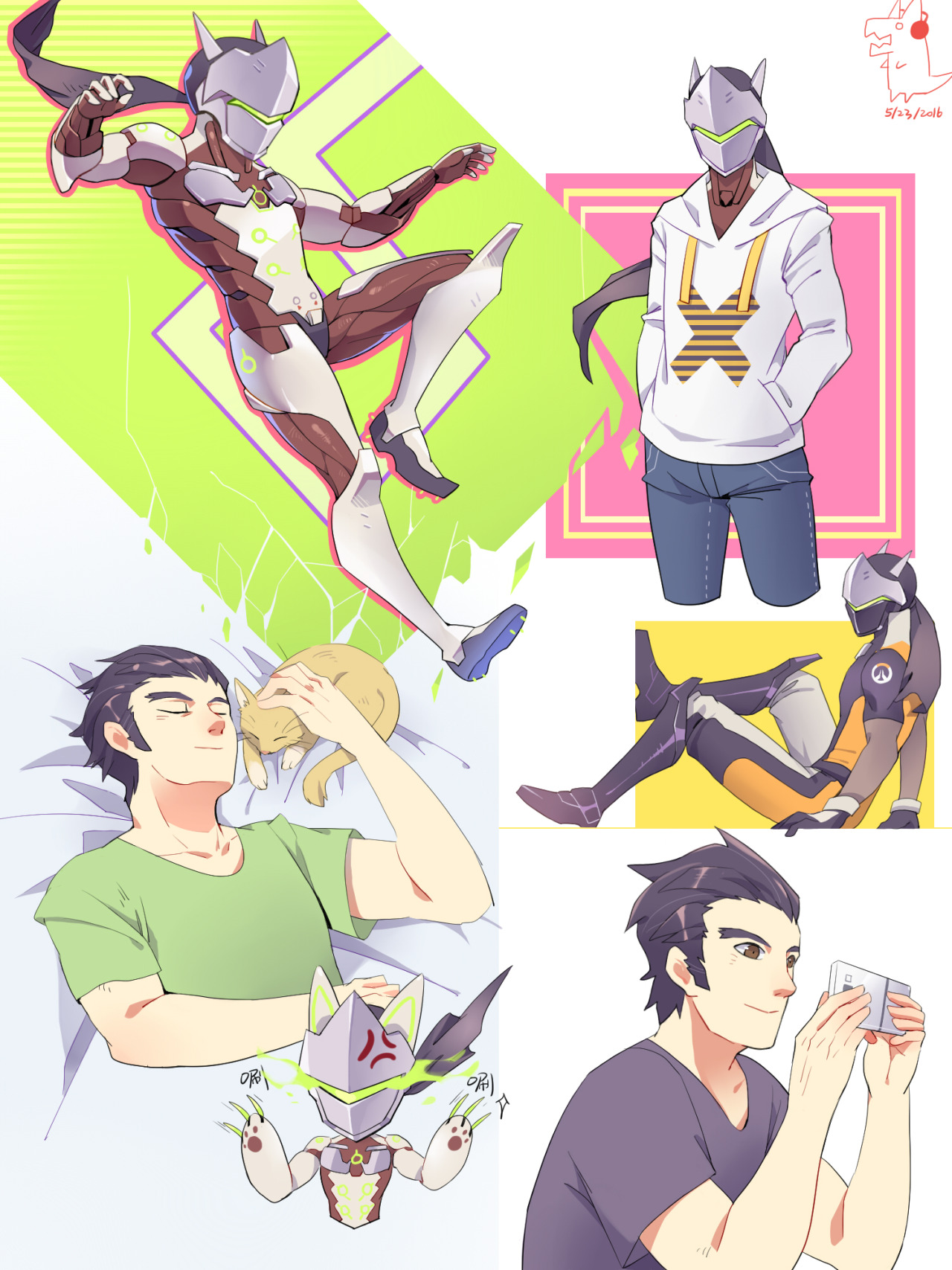 Overwatch genji clipart image free stock 17 Best ideas about Download Video Genji on Pinterest | Overwatch ... image free stock