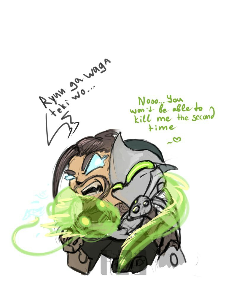 Overwatch genji clipart jpg free stock 17 Best images about Overwatch (Genji & Hanzo) on Pinterest ... jpg free stock