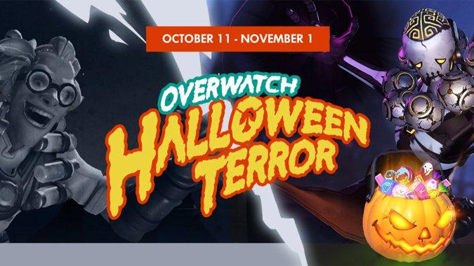 Overwatch halloween clipart clip New Overwatch event Halloween Terror is now live | Blizzard Watch clip