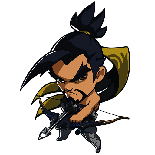 Overwatch hanzo clipart clipart free stock Overwatch hanzo clipart - ClipartFest clipart free stock
