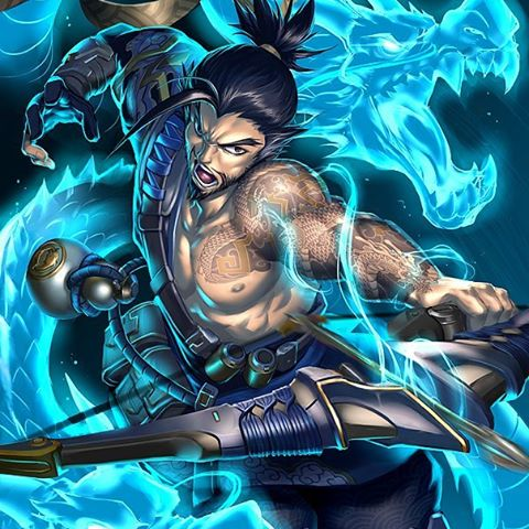 Overwatch hanzo clipart picture black and white stock Overwatch hanzo clipart - ClipartFest picture black and white stock
