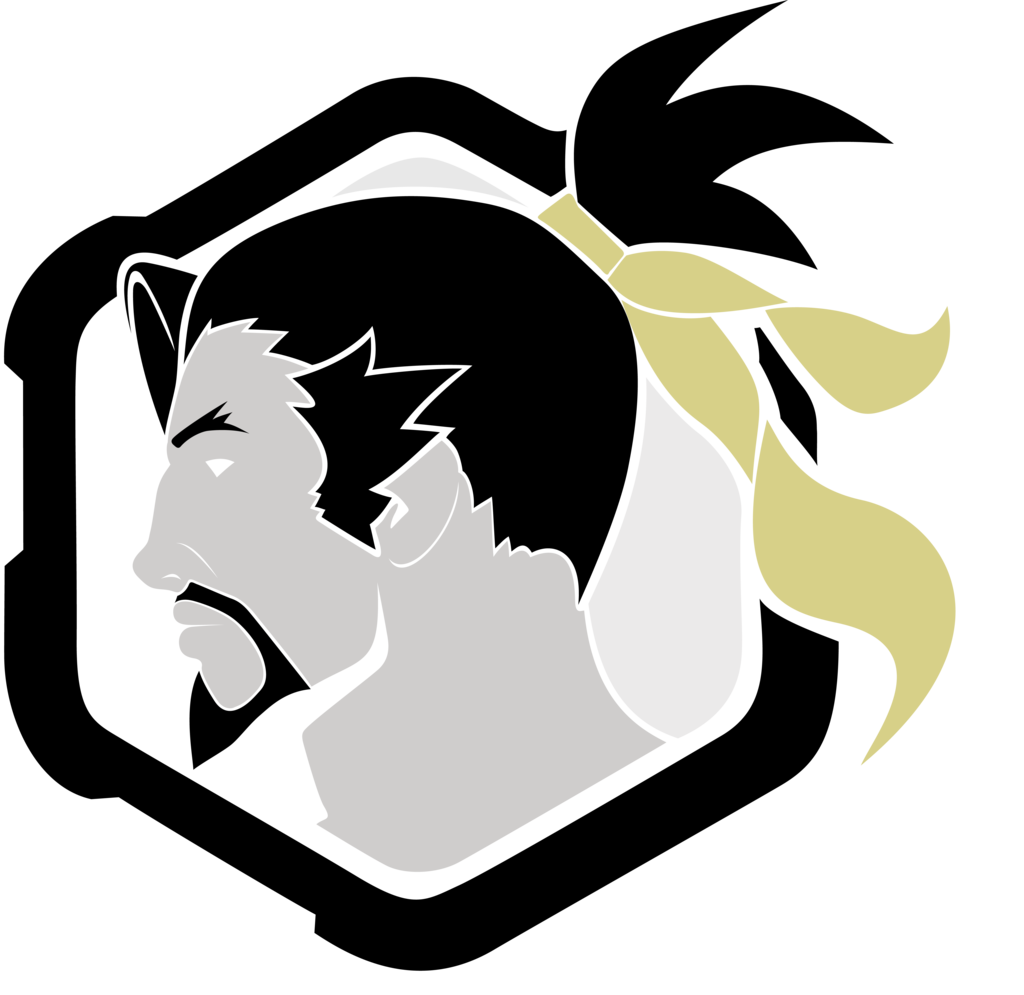 Overwatch hanzo clipart graphic black and white library DeviantArt: More Like [Overwatch] Hanzo (Render) by PopokuPinguPop90 graphic black and white library