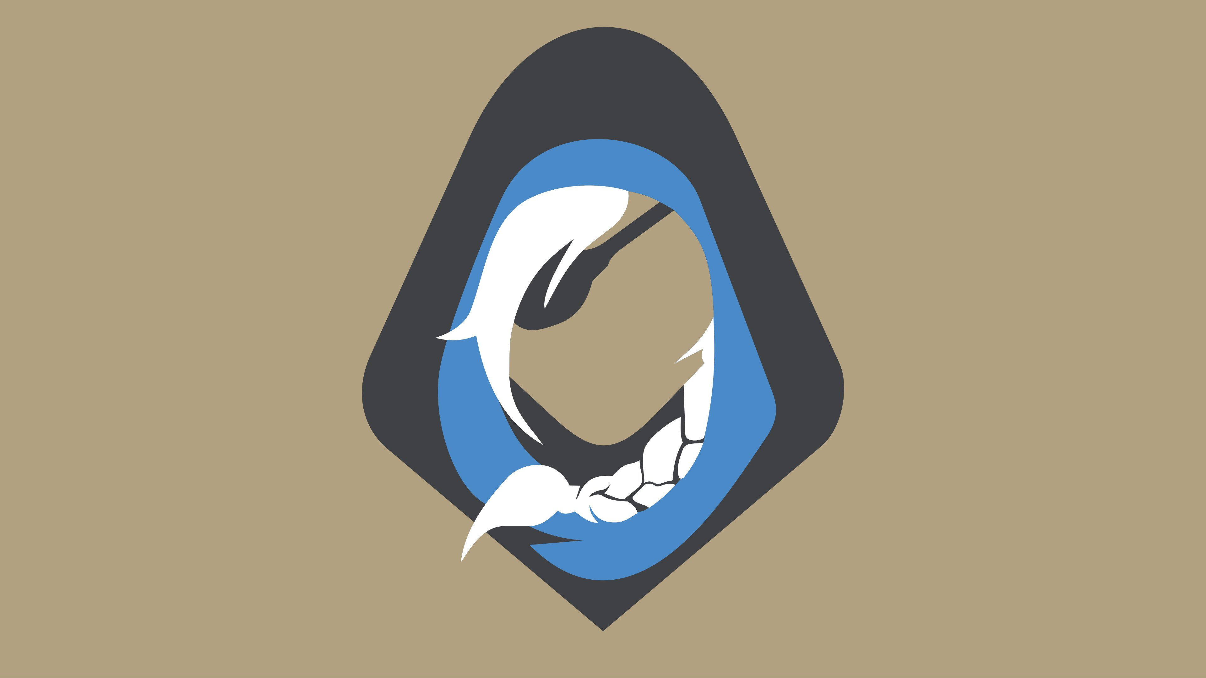 Overwatch icon clipart banner free library 4K vectorised Overwatch heroes icons backgrounds : Overwatch banner free library