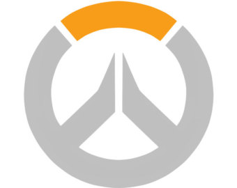 Overwatch icon clipart clip freeuse download Overwatch Logo Icon #225666 - Free Icons Library clip freeuse download
