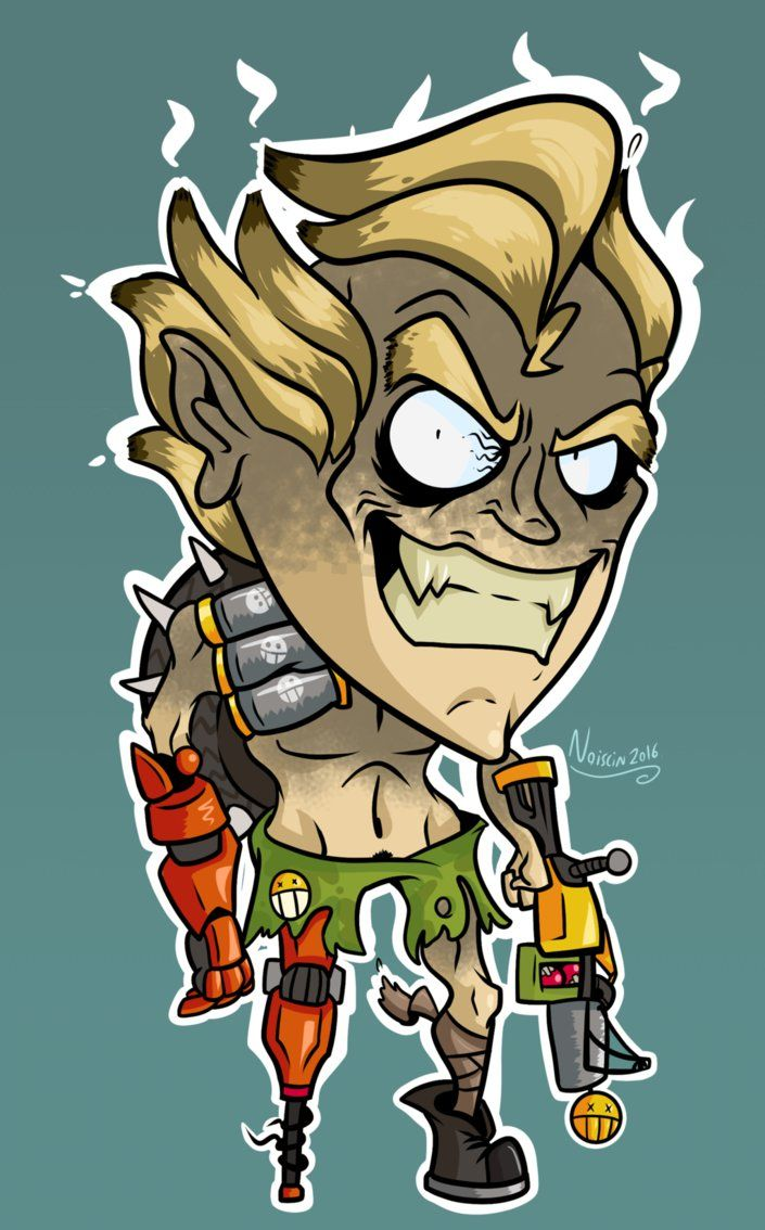 Overwatch junkrat clipart clip free download 10+ images about junkrat on Pinterest   Spotlight, Smosh and Comic ... clip free download