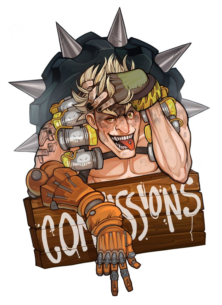 Overwatch junkrat clipart image royalty free library 17 Best images about Overwatch. - 'Junkrat' on Pinterest   Timon ... image royalty free library
