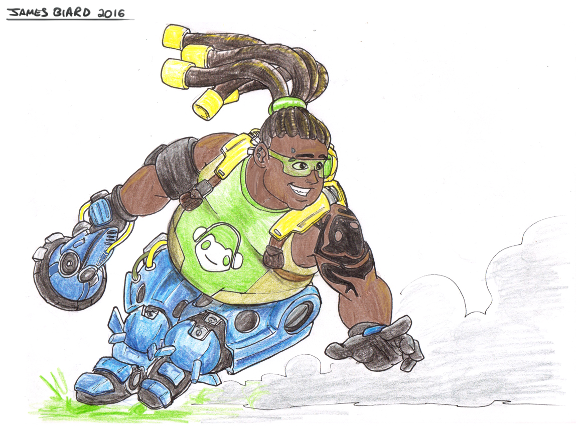 Overwatch lucio clipart picture royalty free download Me As Lucio From Overwatch | Bloggsom picture royalty free download
