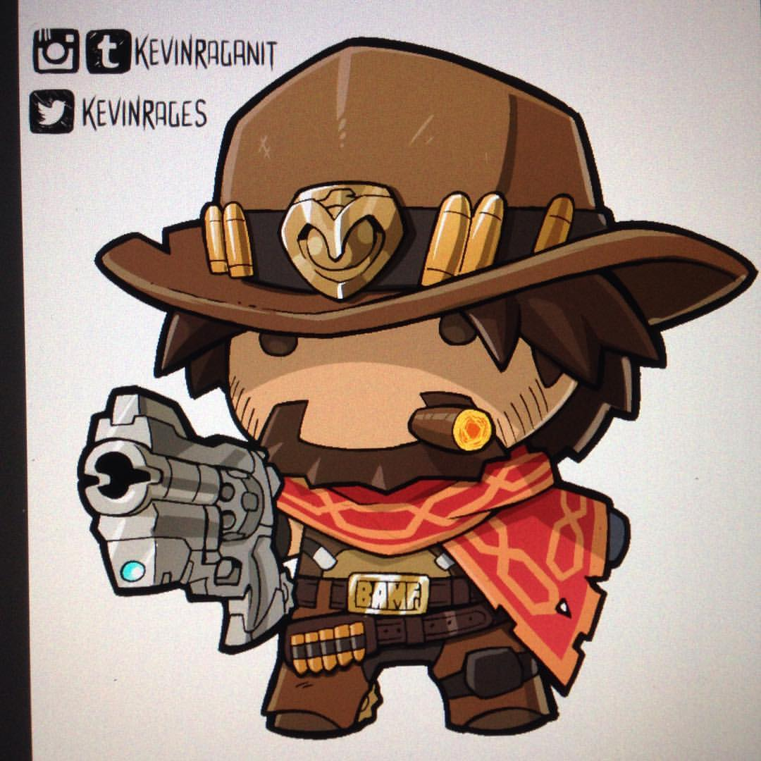 Overwatch mccree clipart svg free library Overwatch mccree clipart - ClipartFest svg free library