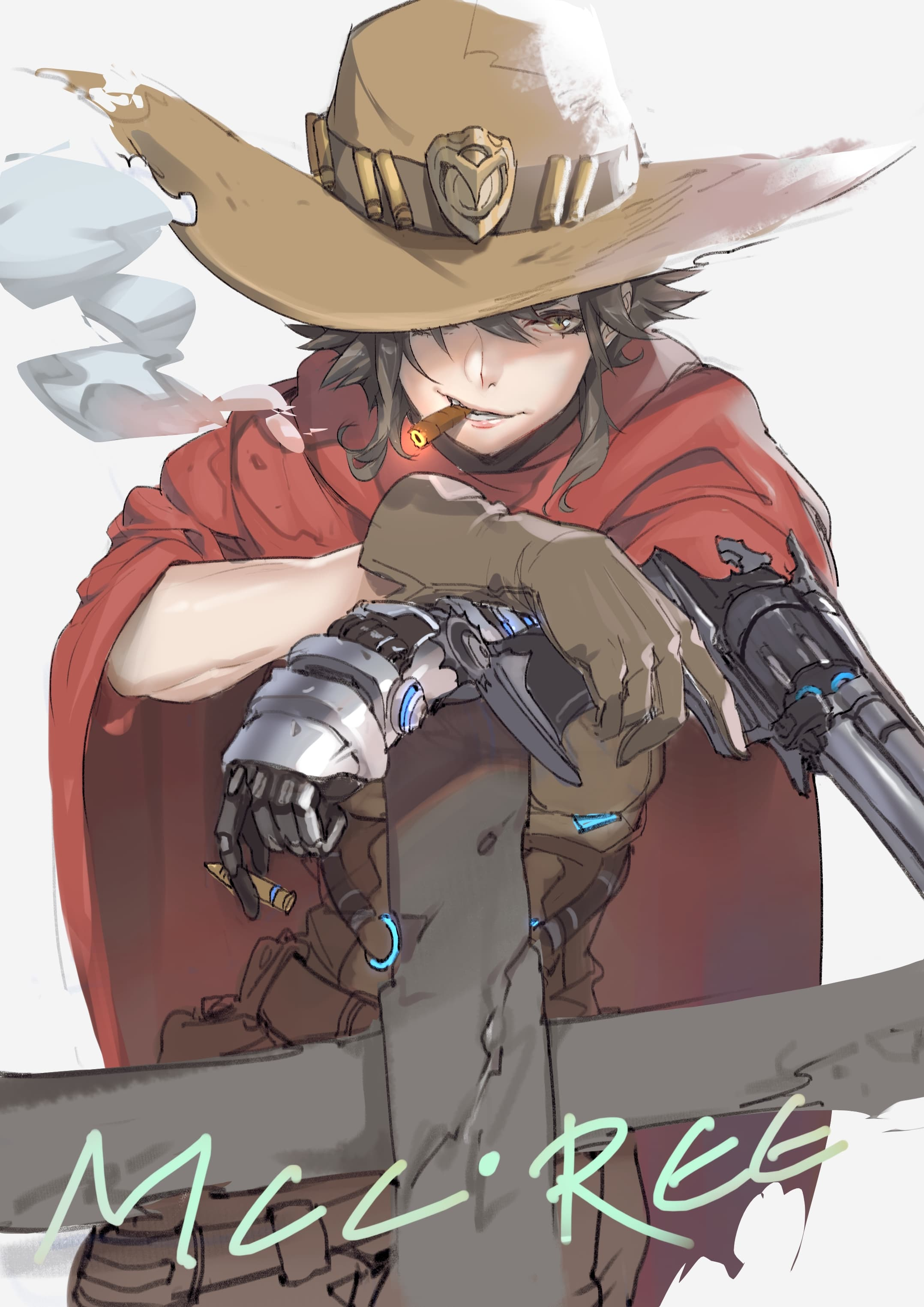 Overwatch mccree clipart clipart royalty free stock Overwatch mccree clipart - ClipartFest clipart royalty free stock