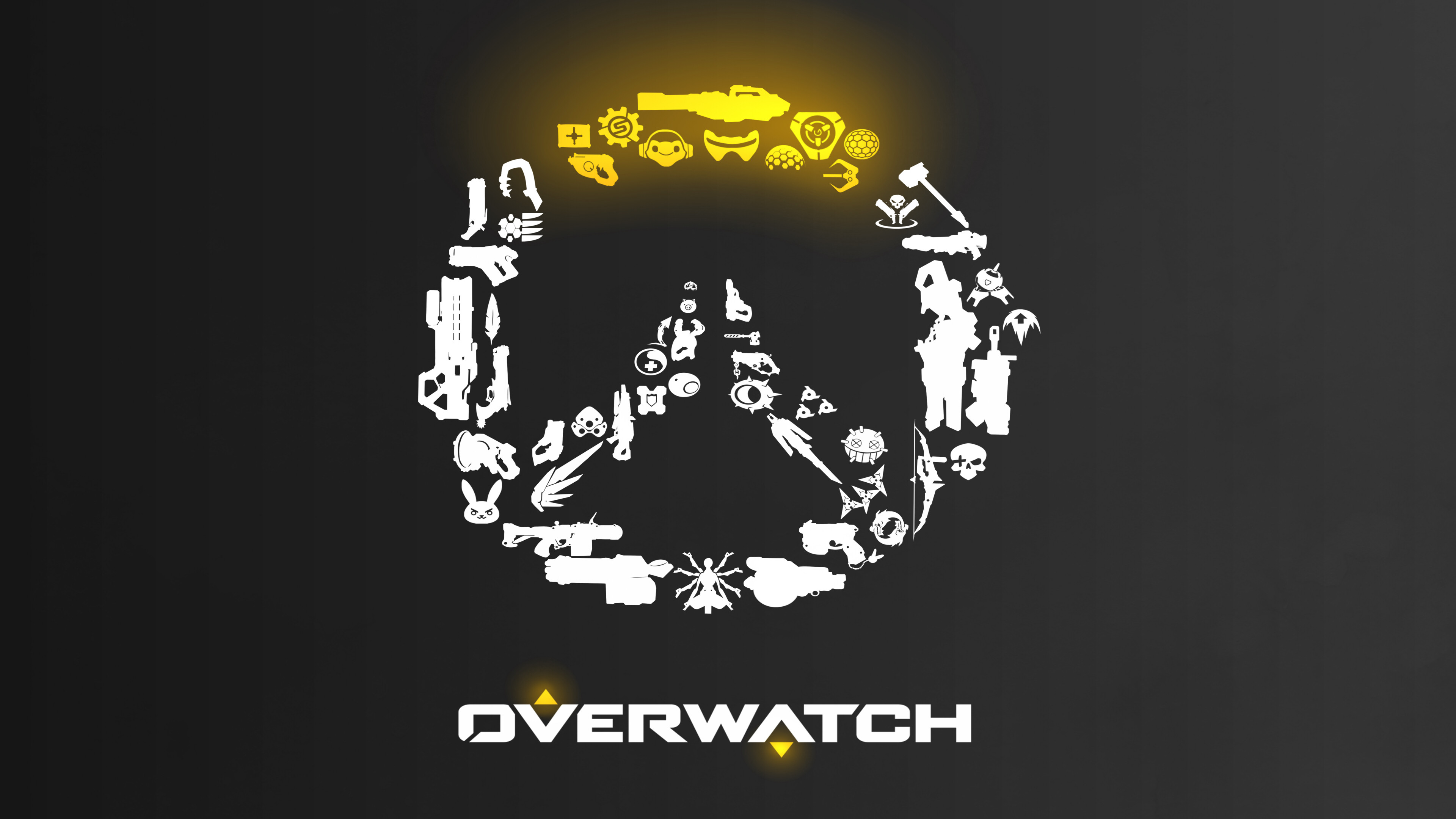 Overwatch minimalist clipart vector black and white download Overwatch minimalist clipart - ClipartFest vector black and white download