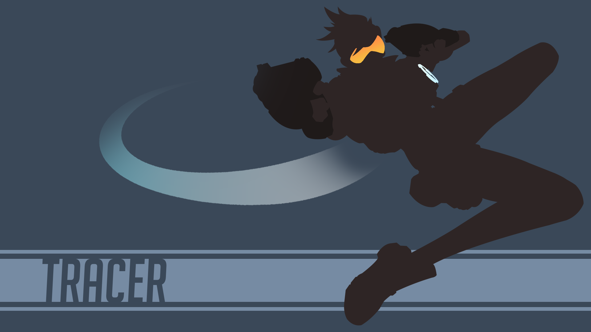 Overwatch minimalist clipart vector library Overwatch Minimalist Wallpapers - Album on Imgur vector library