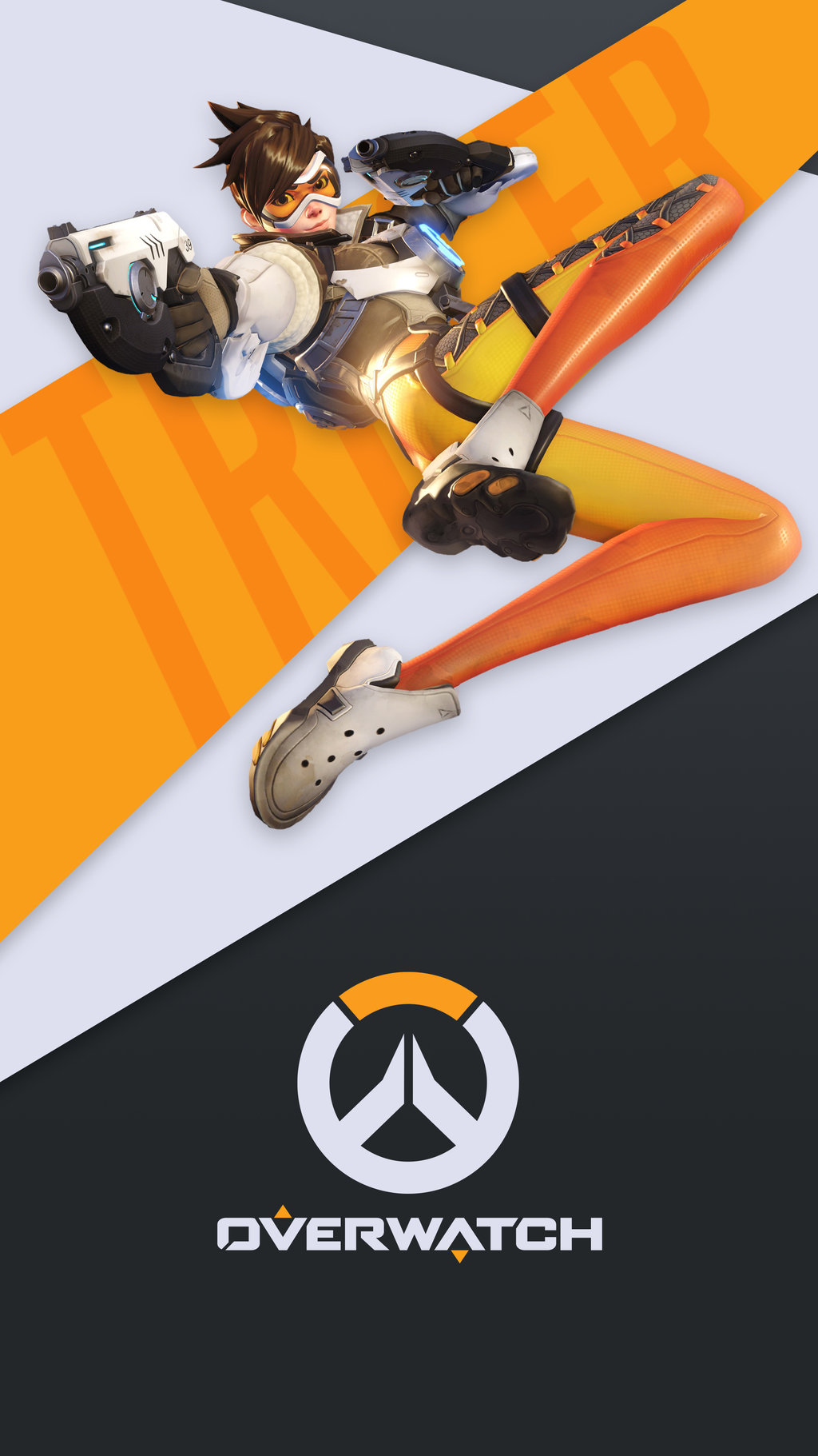 Overwatch mobile clipart picture library Download Tracer HD Wallpaper Overwatch Game 1920x1080 | Pic ... picture library