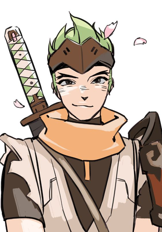 Overwatch player clipart names clip art Greetings! My name is Genji Shimada (Shimada Genji is also fine ... clip art